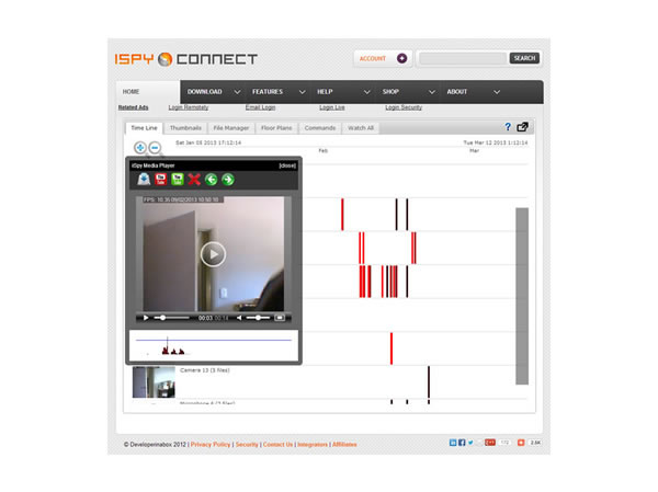 ispy web viewer
