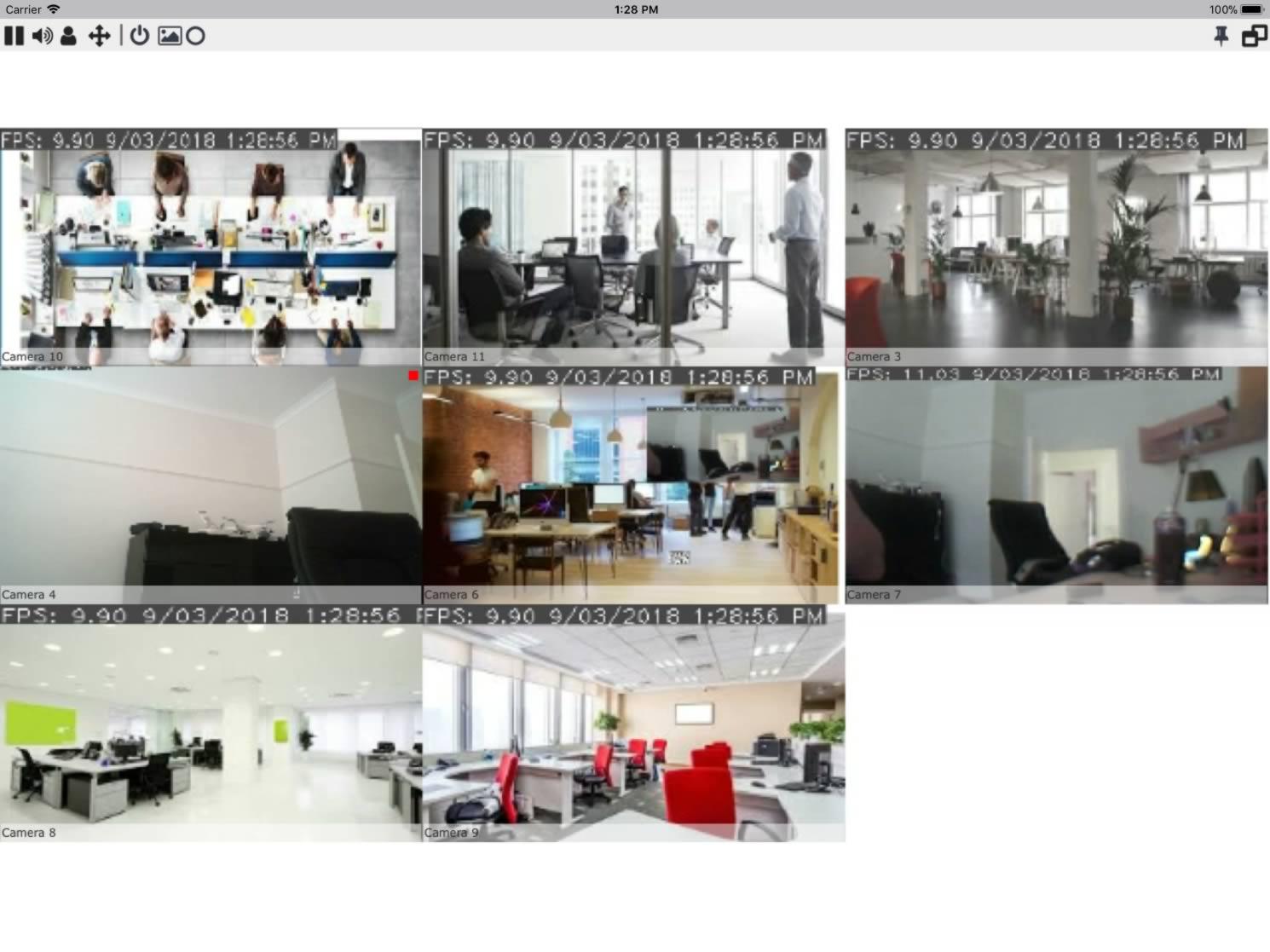 Instalação e visualização remota de imagens dvr client youtube.