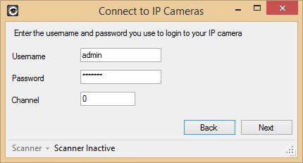 Ip webcam android url wont work