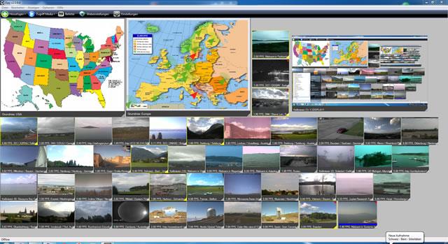 حصريا برنامج مراقبة المنازل والمكاتب ™ iSpy 4.1.7.0  6