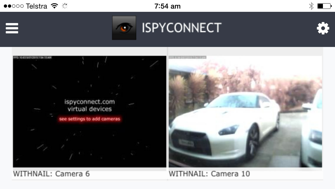 iSpy: Open Source Camera Security Software